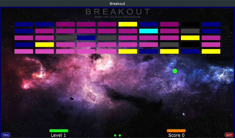 See more of Breakout